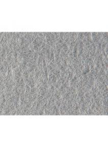 Fieltro de lana 100% gris