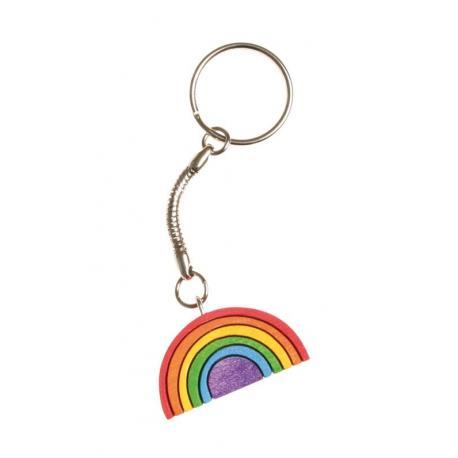 Llavero arco iris grimms