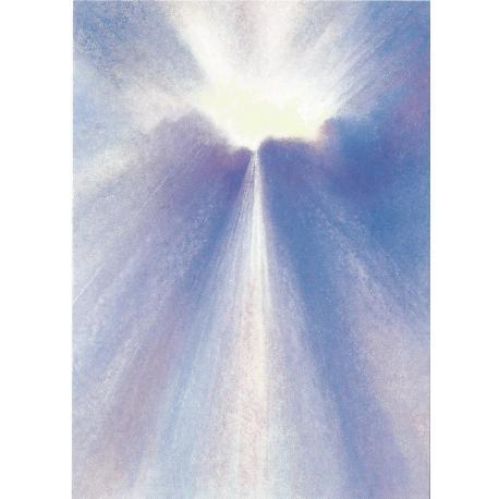 Postal - Luz divina