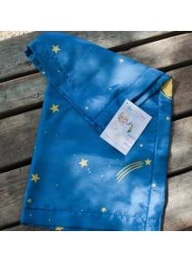 Manta de seda pequeña sarahs silk