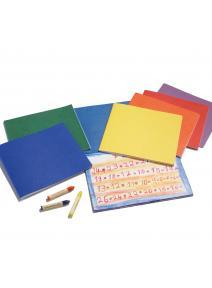 Cuaderno apaisado pequeño