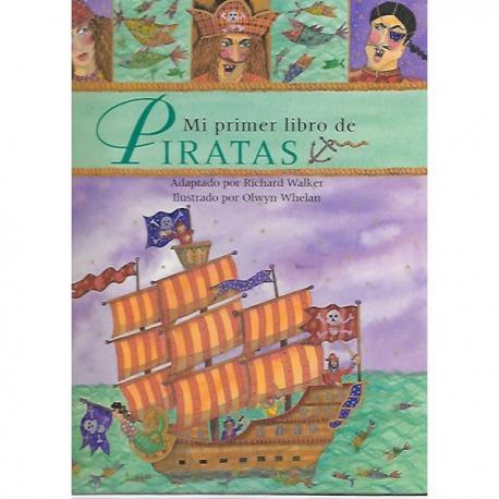 Mi primer libro de piratas