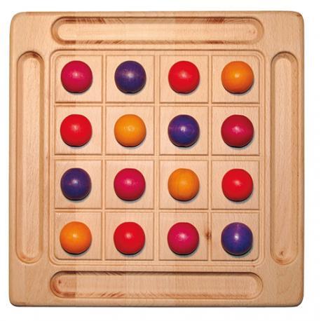 Sudoku de madera grimms