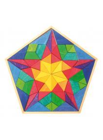 Puzzle de madera Vinci Grimm's