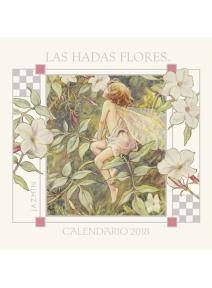 Calendario Hadas Flores 2018