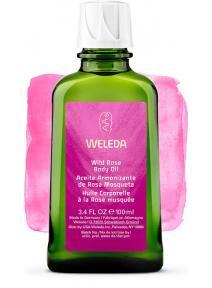 Aceite corporal de Rosa mosqueta de Weleda
