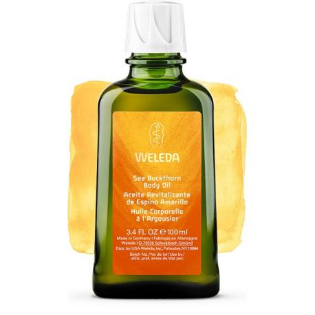 Aceite corporal espino amarillo weleda