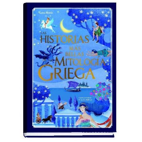 Las más bellas historias de la mitología griega
