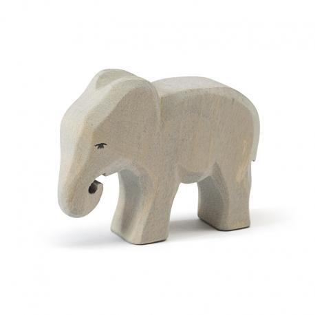 Narava Waldorf Elefante Pequeño Tienda Comiendo De Madera 34LcASqRj5