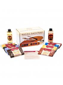 Kit profesional pintura al óleo Natural Earth Paint