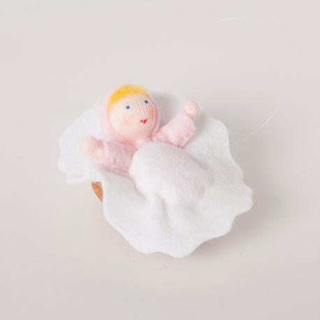 Bebe nuez rosa