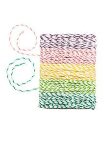 Cordónes de algodón