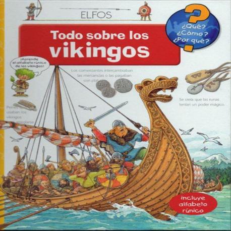 Todo sobre los Vikingos