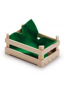 Caja de madera para fruta
