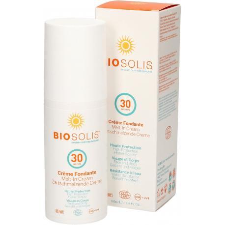Biosolis - Leche Solar Facial y Corporal SPF30