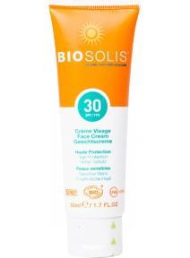 Crema Solar Facial SPF30 Biosolis