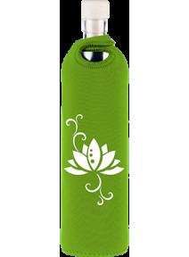 Botella Flaska Flor de Loto