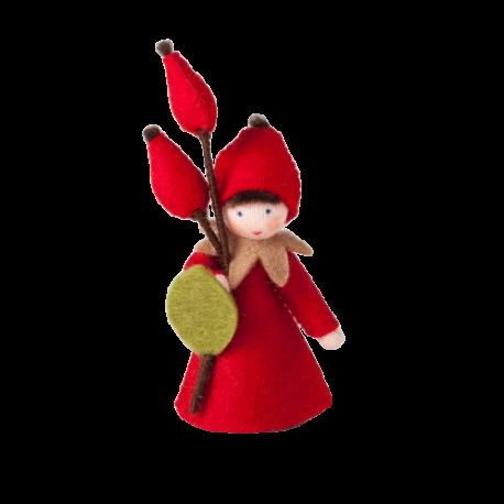 Muñeca escaramujo