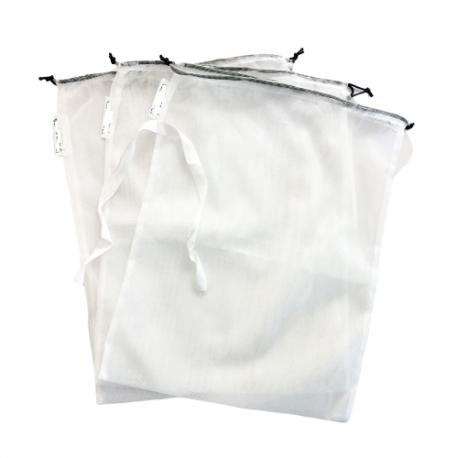 Bolsas reutilizables solidarias pack 3 XL