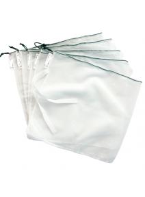 Bolsas reutilizables solidarias pack 5