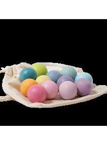 Bolas pequeñas pastel Grimm's