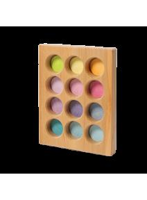 Tabla de clasificación pastel Grimm's