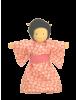 Muñeca waldorf hija asiática