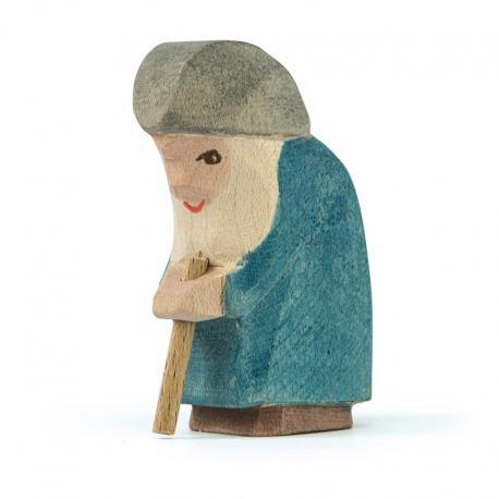 Enanito de madera Willi