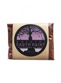 Natural Earth Paint Pintura al oleo - violeta ocre