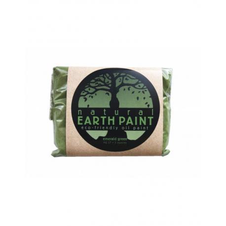 Natural Earth Paint Pintura al óleo - verde esmeralda
