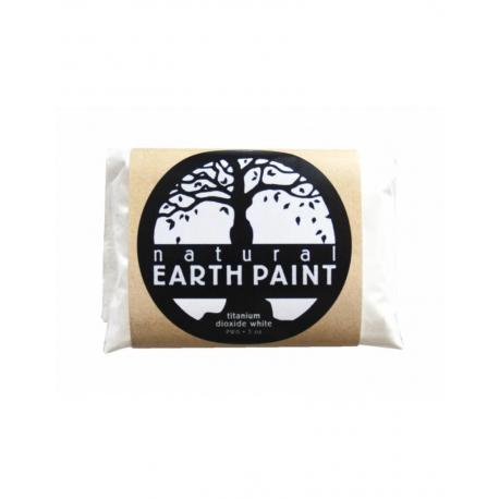 Natural Earth Paint Pintura al óleo - blanco titanio
