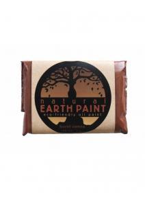 Natural Earth Paint Pintura al óleo - siena quemado