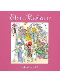 Elsa Beskow Kalender 2020