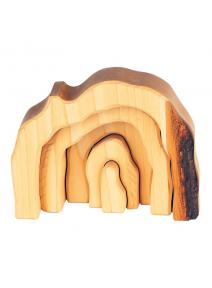 Cueva de madera