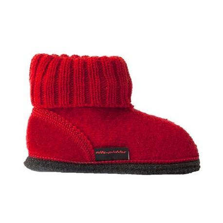 Zapatillas de lana