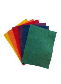 Pack de fieltro orgánico tinte vegetal