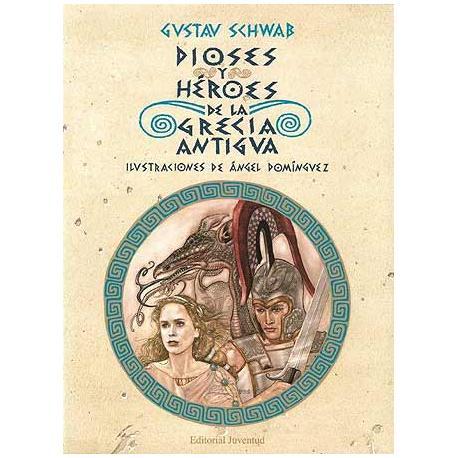 Dioses y héroes de la Grecia antigua