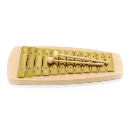 Xilofono diatonico 12 tonos