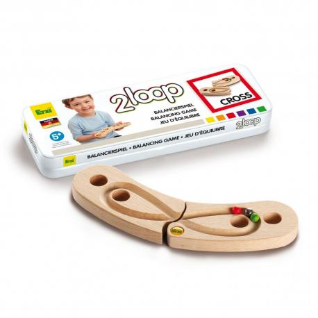Juego de equilibrio 2loop