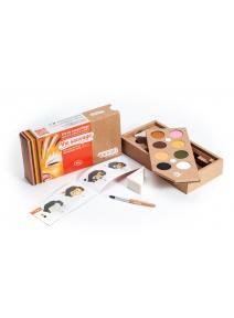 Kit de maquillaje para niño Vida salvaje