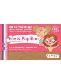 Kit de maquillaje infantil Hada y Mariposa