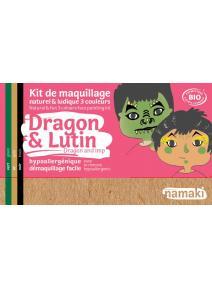 Kit de maquillaje infantil Dragon y Diablillo