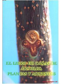El libro de caras de árboles, plantas y arbustos