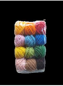 Pack ovillos de lana