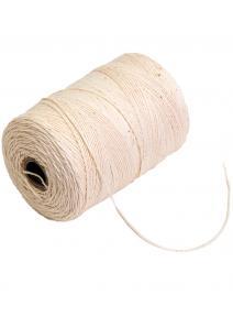Urdimbre de algodon para telar