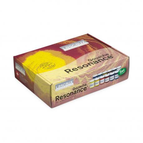 Caja de gouache Lascaux Resonance