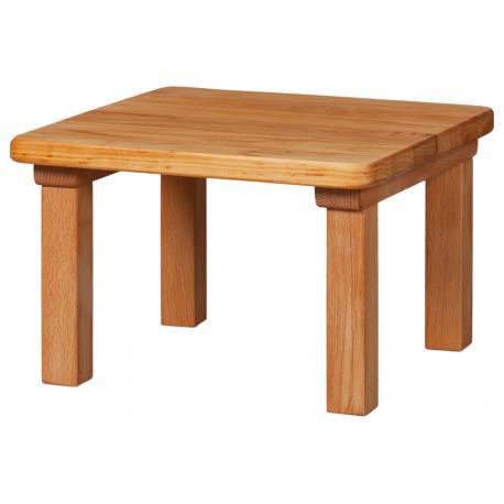 Mesa de madera para muñecas