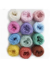 Pack de ovillos de algodón