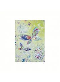 Cuaderno con rayas Mariposas