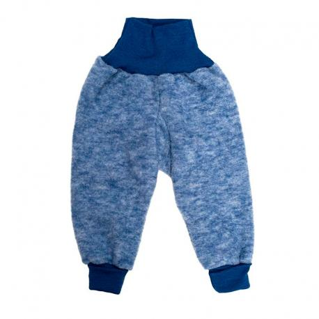 Pantalón de lana y algodón orgánico